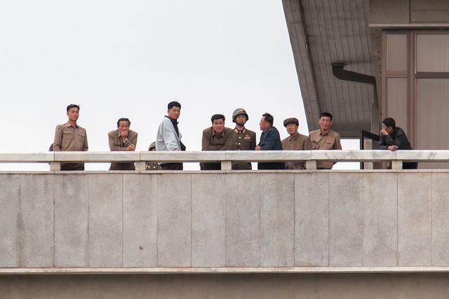North Korean soldiers?