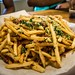 Bacon, Jalapeno and Parmesan Garlic Fries by Claudine