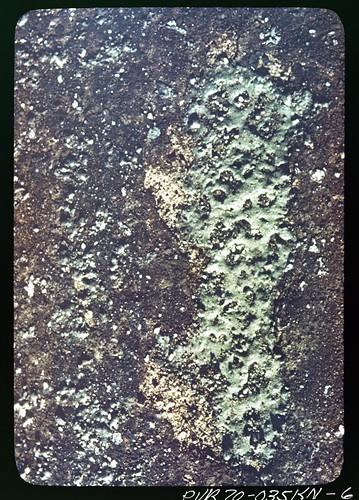 Trinity Site - Sep 1945 Trinitite Closeup (PUB-70-035KN-006)