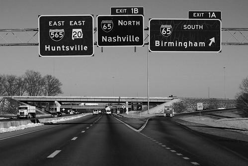 I-565 Exit 1 AB