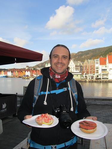 Delicatessen Noruegos