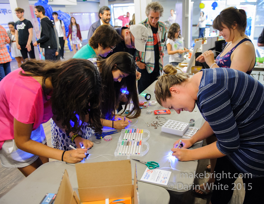 Maker Expo at Summer Lights Festival 2015 004