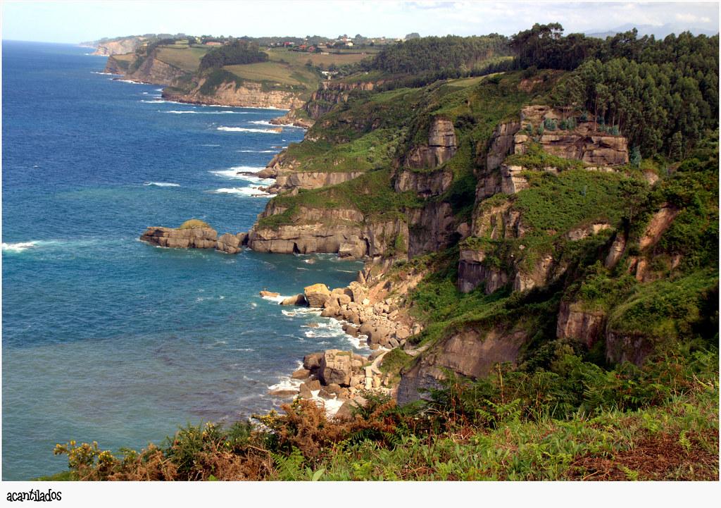 costa de Gijón