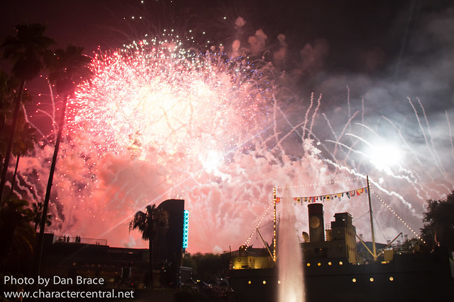 Disney's Hollywood Studios A Rockin' Fourth of July Celebration