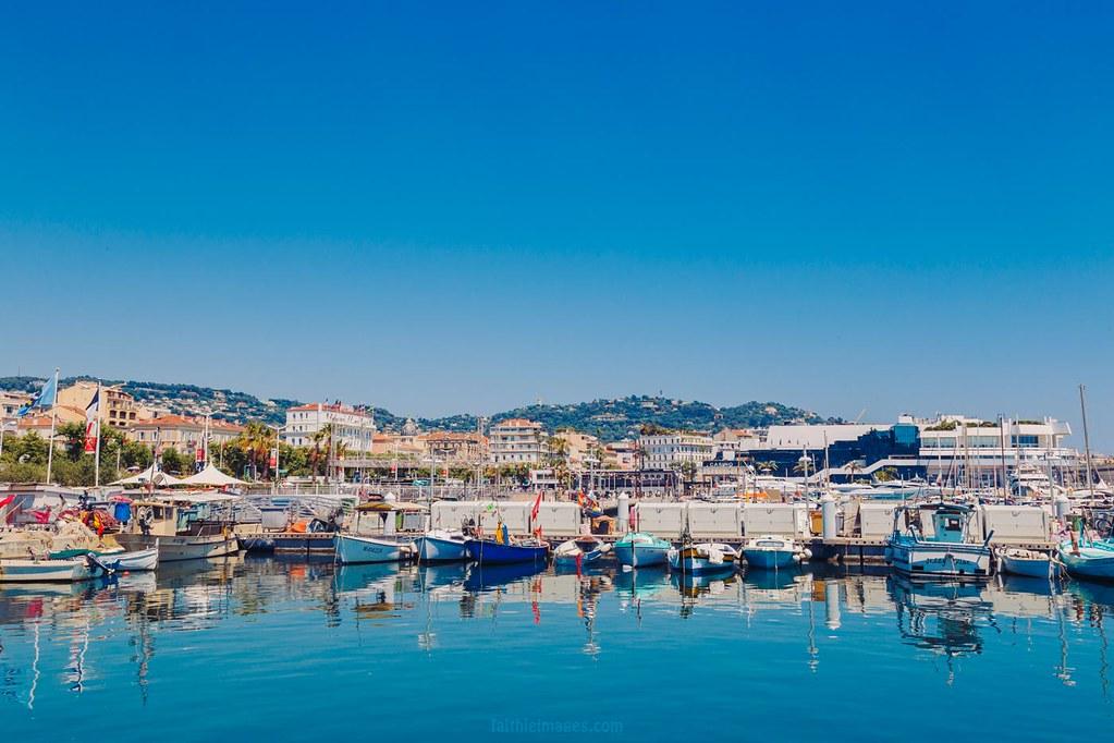 The Vieux Port, Old Harbour