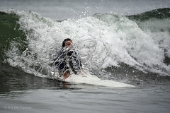 Catching a wave?