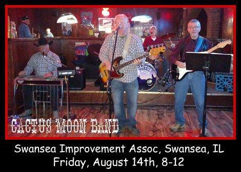 Cactus Moon Band 8-14-15