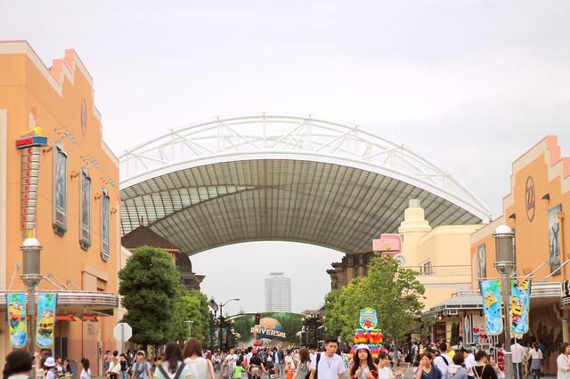 Universal Studios Osaka 14