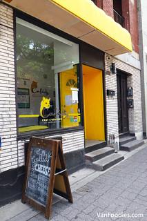Cafe Chat L'Heureux