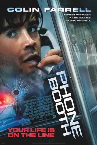 狙击电话亭 Phone Booth (2002)海报