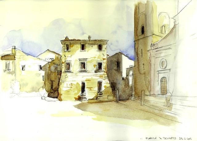 Piazza S. Donato, Civita