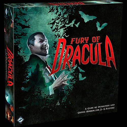 001 - Fury of Dracula