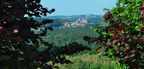 Chateau de Hautefort, Dordogne, SW France