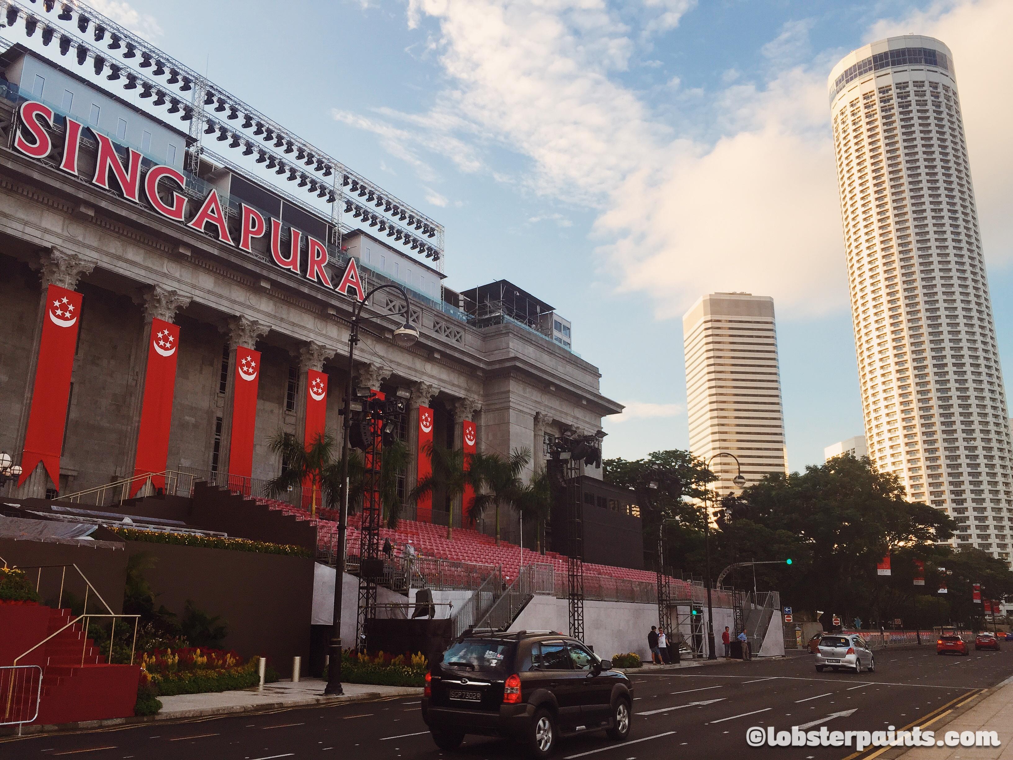 28 July 2015 | Padang, Singapore