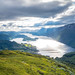 Dalsfjorden frå Jyttlshåjen