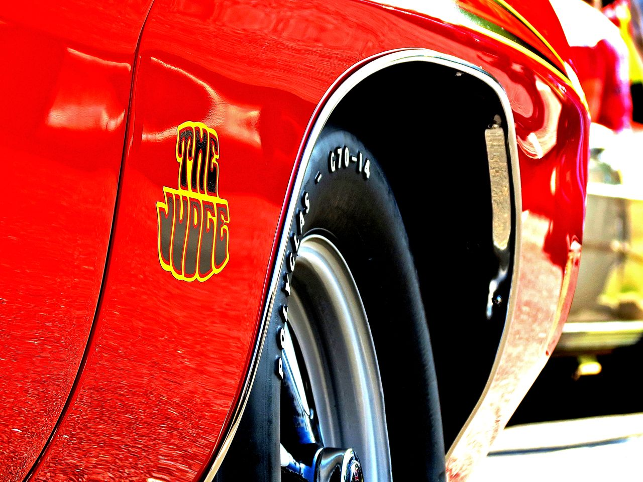 New Hope Pontiac GTO Judge