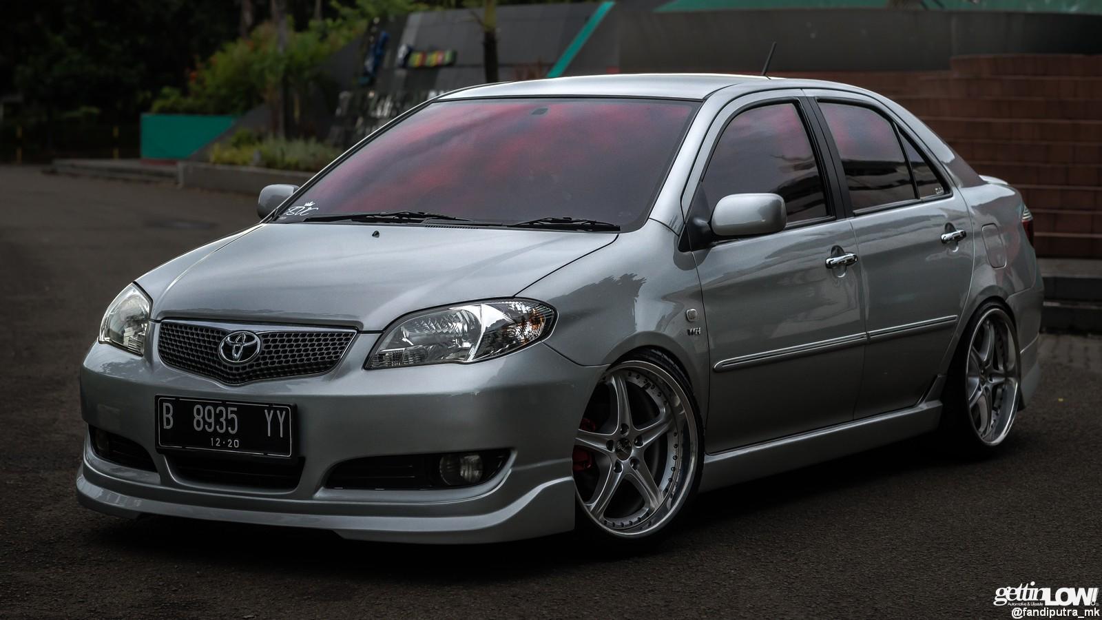 GETTINLOW | Sandy Wirya's 2005 Toyota Vios