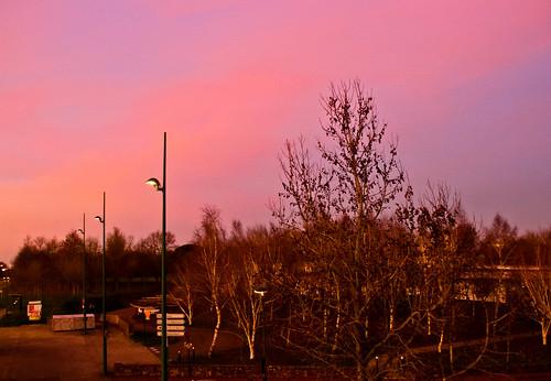 sunset dec 2016