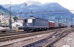- SBB  620  Re 6/6  11612  bis