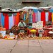 Market Scene on the Streets of Ujjain, India by david_cobbin