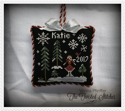 Katie Ornament - LHN Snow and Ice