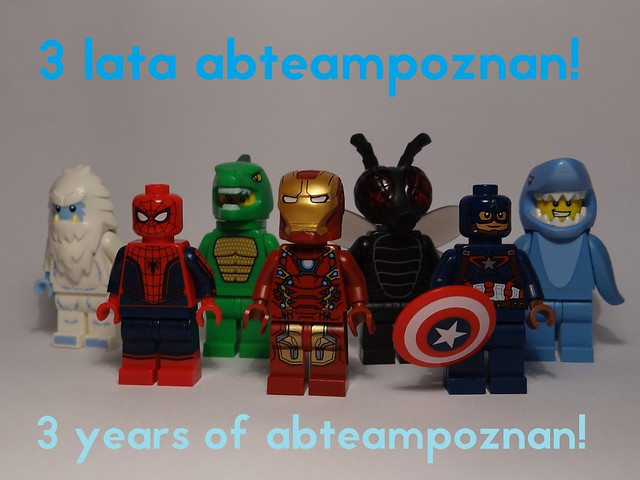 3 Years of Abteampoznan