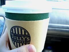 coffee / 今日のコーヒー