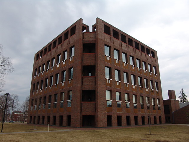 Louis Kahn's Exeter Library