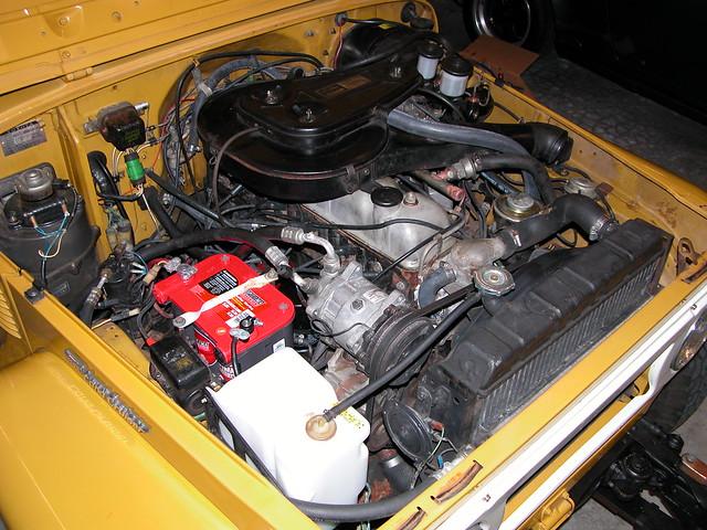 39 78 Fj40 Engine Flickr Photo Sharing