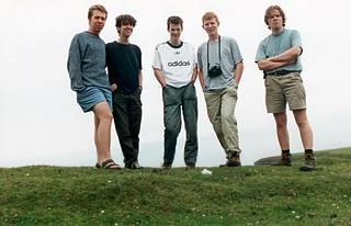 group at downpatrick head