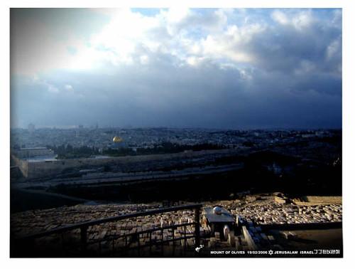丁丁在以色列 巴勒斯坦~~金色的圣城耶路撒冷~