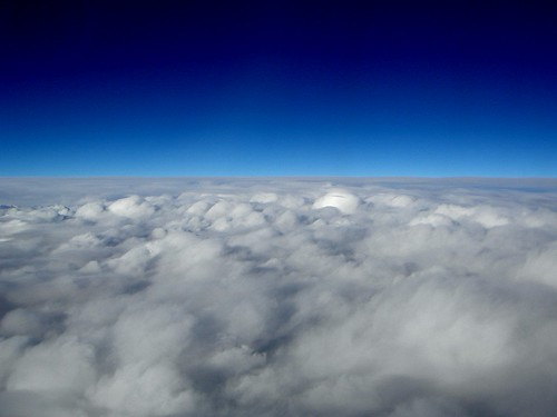 Clouds Over America