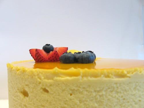 Mango Mousse Cake (1)