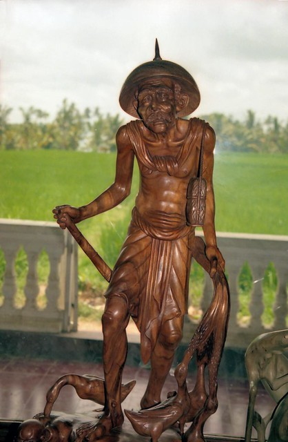 Wood carving definition meaning