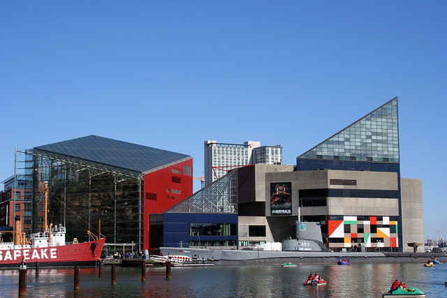 National Aquarium In Baltimore Flickr Photo Sharing