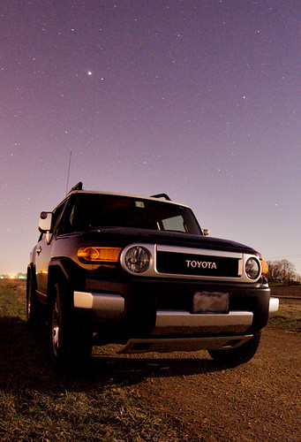 FJ CRUISER PICTURES