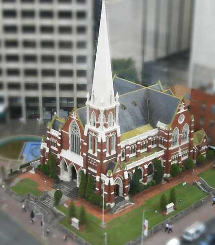 Miniature Albert St Uniting (updated)
