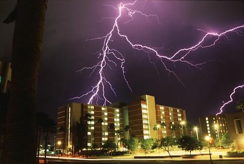 arizona lightning stormchasing