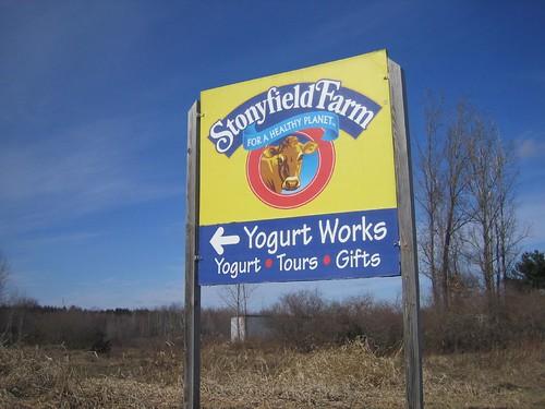 Stonyfield Farm, NH