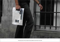 Aspe Bag Advertising