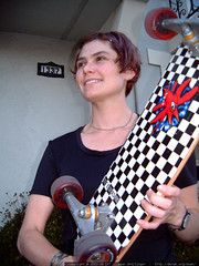 rachel and her skateboard at 1337   dscf6341