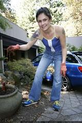 gardening rachel
