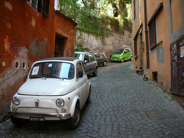 Parcheggio in centro?