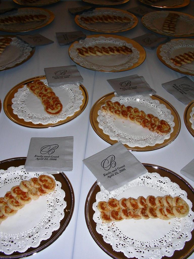Served Appetizer Trays