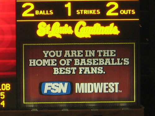 Baseball's Best Fans