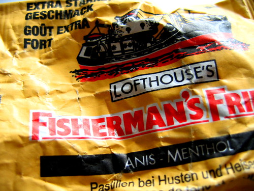 An Ode to Fisherman's Friend Anis I
