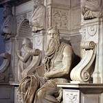 Michelangelo, The Tomb of Pope Julius II