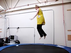 trampolining--equipment and supplies, room, trampoline, physical fitness, trampolining,