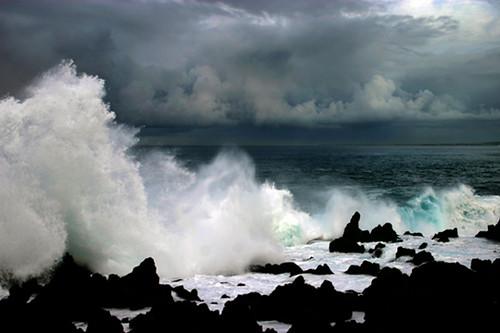 ocean storm hawaii coast topf50 waves 1500v60f exploretop20