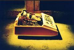 10 key found in the attic Balaton fur, Hungary. 2000